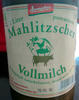 Mahlitzscher Vollmilch - Product