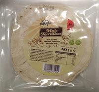 Mais Tortillas - Produkt - de