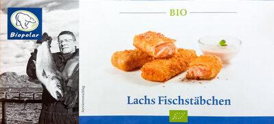 Lachs Fischstäbchen - Produit - de