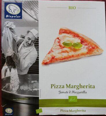 Pizza Margherita Tomate & Mozzarella - Produkt - de