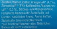 Mischmasch - Ingrédients