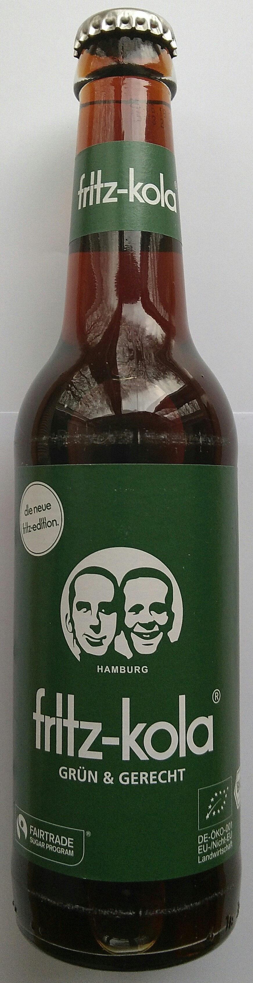 Grün & Gerecht - Produkt