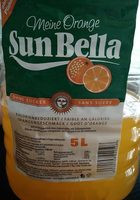 Meine Orange - Produit