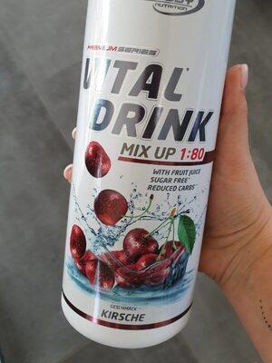 Vital drink - Produkt - de