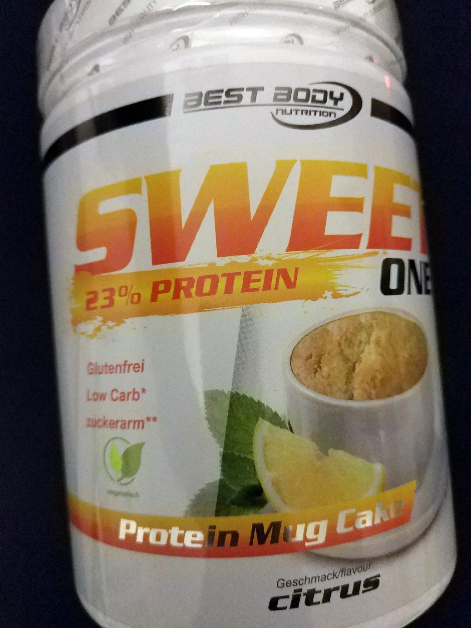 Sweet One Citrus - Product