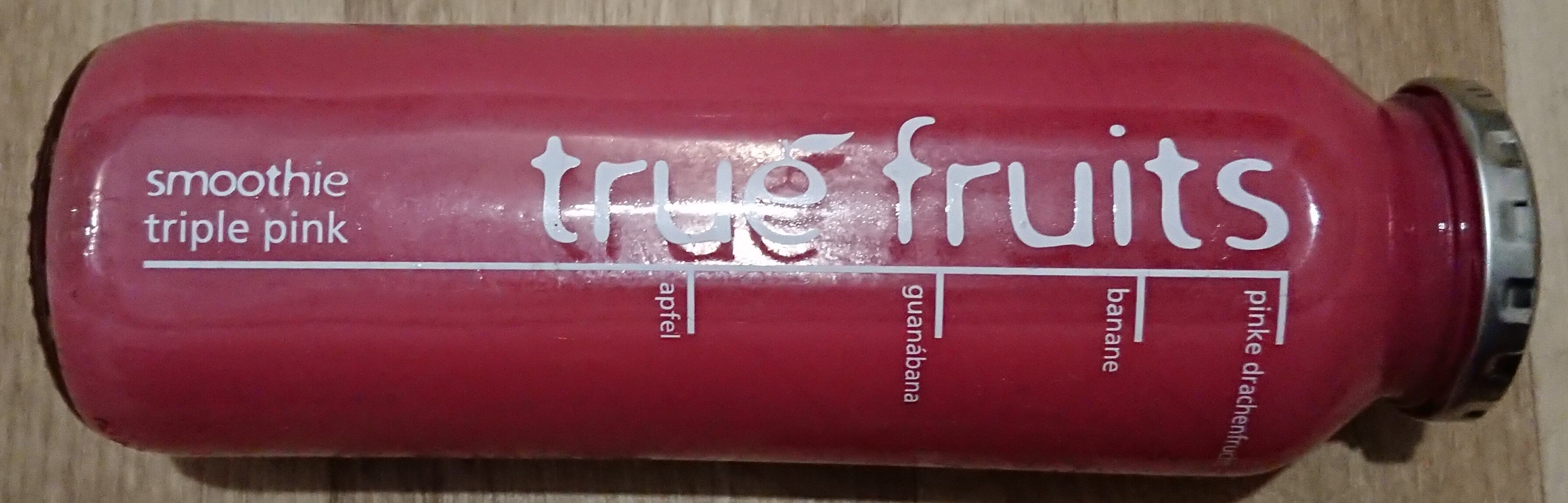 smoothie triple pink - Produkt - de