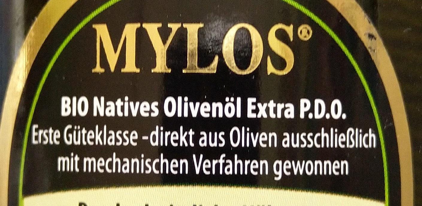Bio Natives Olivenöl extra - Ingredients - de