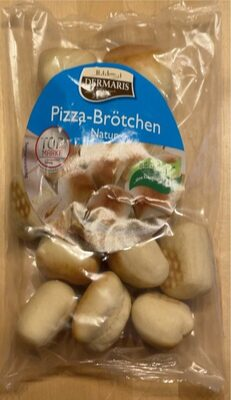 Pizza-Brötchen Natur - Prodotto - de