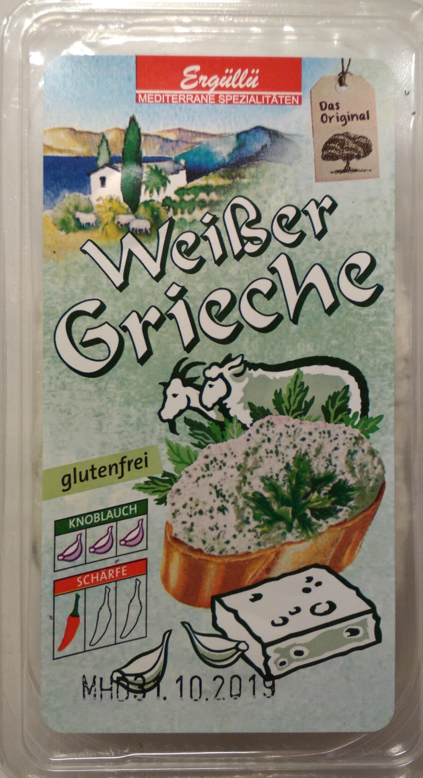 Weißer Grieche - Product - de