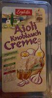 Aioli knoblauch creme - Produit - de