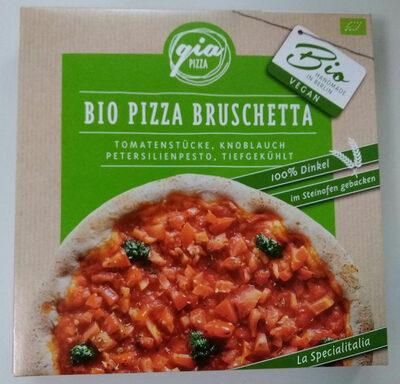 Bio Pizza Bruschetta - Product