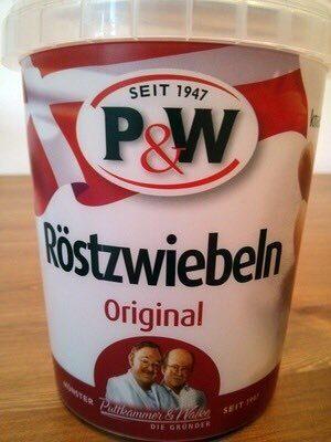 Röstzwiebeln - Produit - de