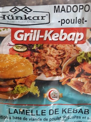 Grill-Kebap - Product