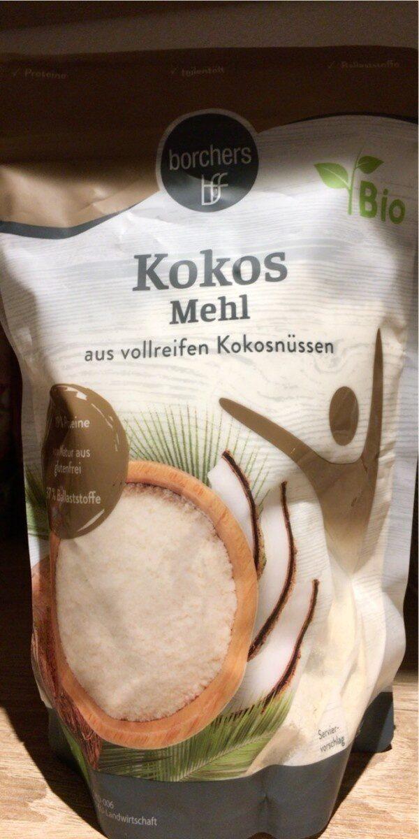 Bio Premium Kokos Mehl - Produit - de
