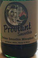 proviant smoothie - Produit
