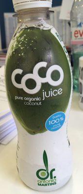 Jus de Noix de Coco - Produkt
