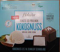 Feinste Eis-Pralinen Kokosnuss - Product - de