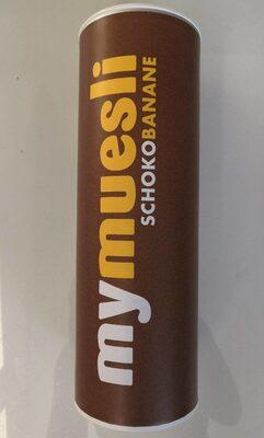 Mymuesli Schoko-Banane - Produit - de