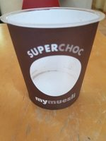 Mymuesli 2go Bio Super Choc Muesli - Produkt - fr