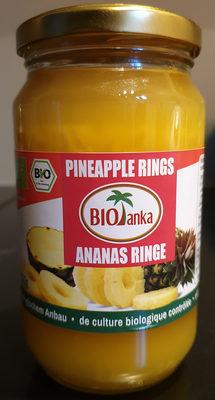 Ananas en tranches - Produit - fr
