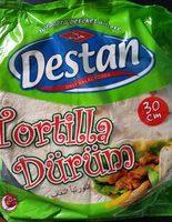 Tortillas de blé - Product - fr