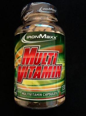 Multi Vitamin - Produit - de