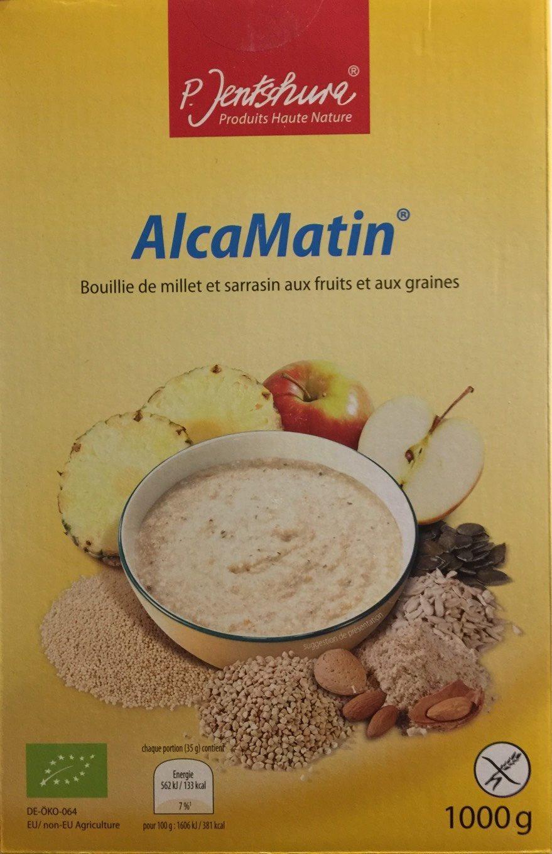 Alcamatin - 1000 g - Jentschura - Produit
