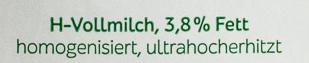 H-Vollmilch - Ingrédients - de