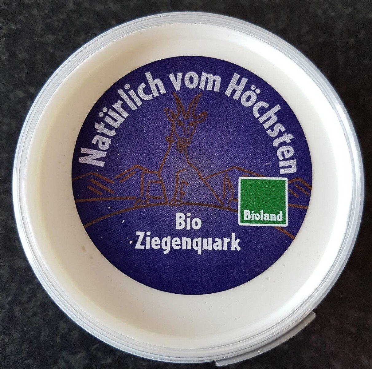 Bio Ziegenquark - Produkt - de