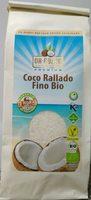 Noix De Coco Rapée Bio - 300G - Dr Goerg - Product - es