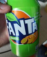 Fanta Exotic - Product - de