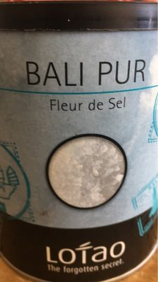 Bali Pur Fleur De Sel Lotao 150G - Produkt