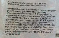 Buddha beertjes - Ingrediënten - nl