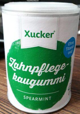 Xucker Xummi Spearmint Zuckerfrei - Produkt - de