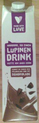 Made with Luve Lupinen Drink Schokolade - Produkt