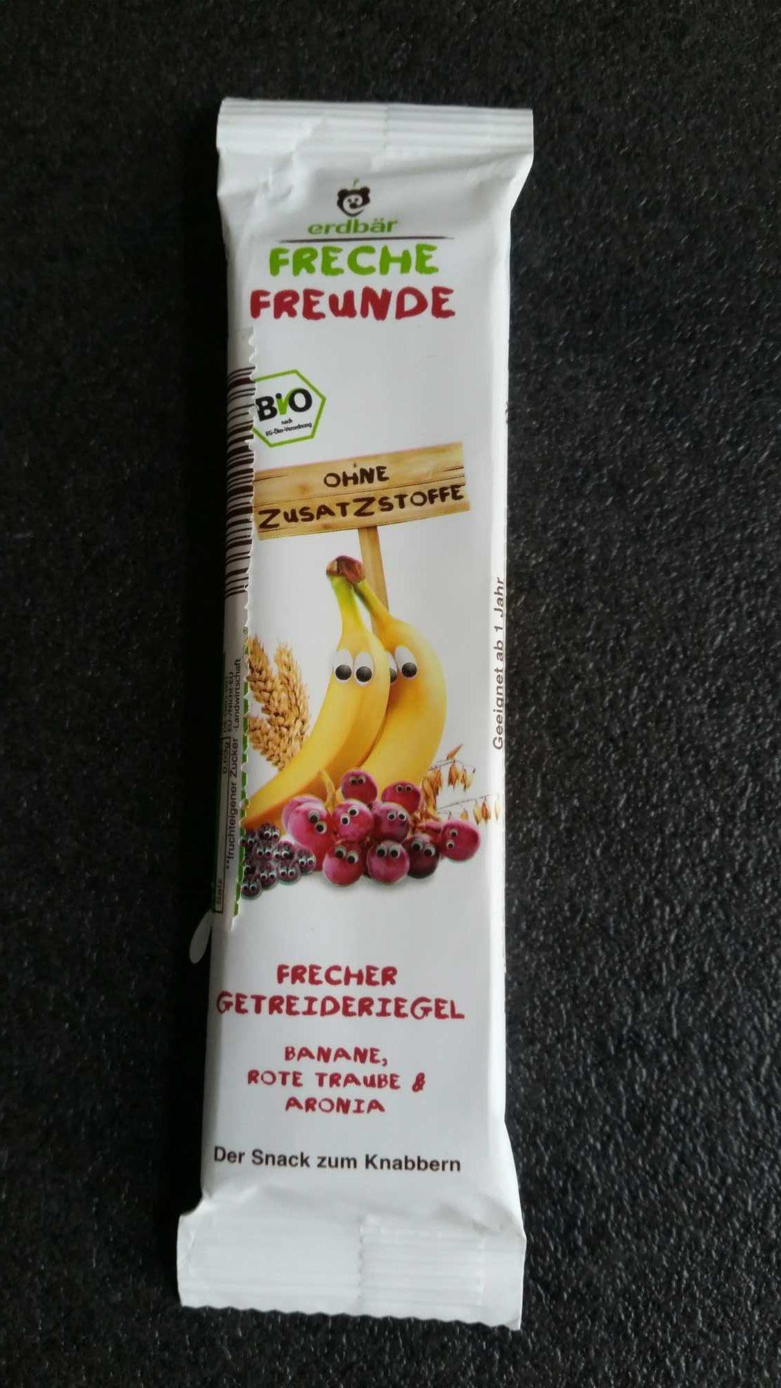 Frecher Getreideriegel - Produit
