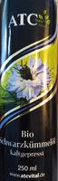 Bio Schwarzkümmelöl kaltgepresst - Produit