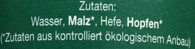 Urstrom - Inhaltsstoffe - de