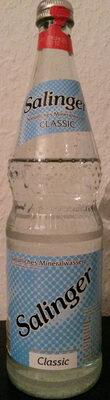 Natürliches Mineralwasser Classic - Produkt - de