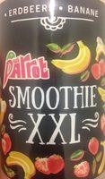 Smoothie XXL Erdbeere Banane - Produit - fr