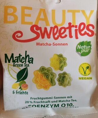 Beauty sweeties matcha-sonnen - Produit - sv
