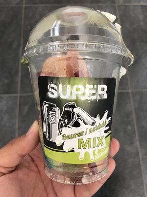 Super saurer/acidulé mix - Prodotto - fr