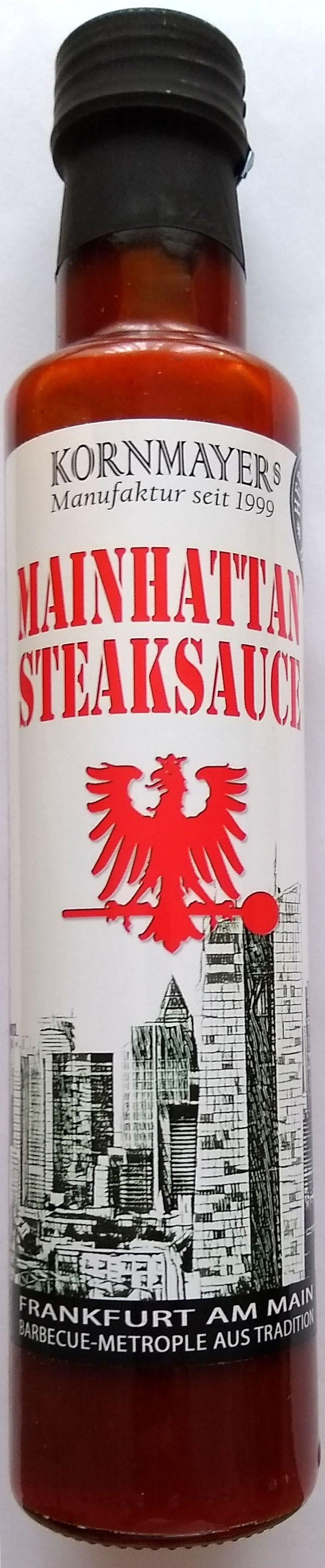 Mainhattan Steaksauce - Product - de
