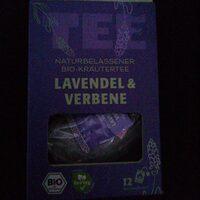 Naturbelassener Bio-KräuterteeBio Lavendel & Verbene - Prodotto - de