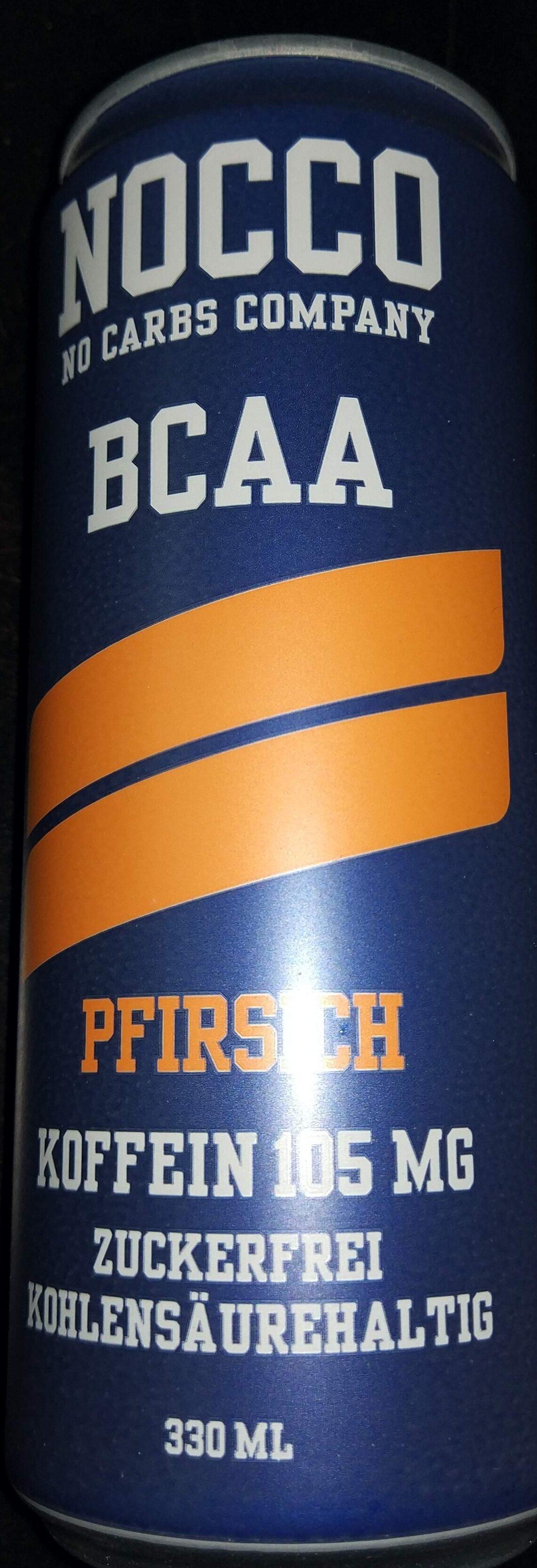 BCAA Pfirsich - Produit
