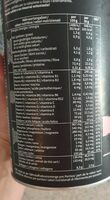 Nu3 Fit Shake Fraise Yaourt - Nutrition facts - fr