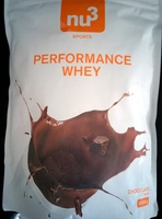 Performance Whey Chocolate - Product