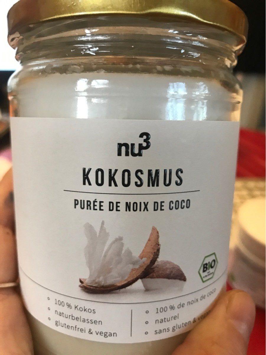 Kokosmus Bio - Product - fr