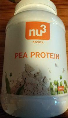 Nu3 Erteprotein, Pulver - Product