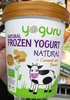 Natural Frozen Yogurt Natural + Caramel and Peanut - Product